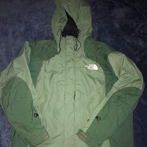 Vintage 90s North Face Goretex Mountain Parka XL